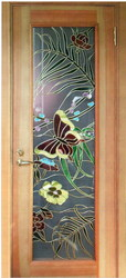 Двери из сосны дуба,  бука,  ясеня