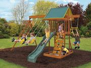 Детские игровые комплексы,  площадки,  качели,  домики,  песочницы.