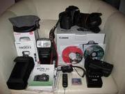 Canon EOS 5D Mark II Plus WiFi и Видеокамера для продажи