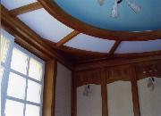Домашние деревянные кабинеты и библиотеки из массива