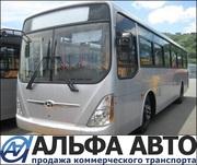 Уникальный Автобус Hyundai Aero City 540