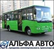 Городской автобус Hyundai Bogdan A20