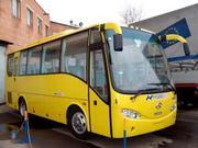 Междугородний автобус  HIGER  модель KLQ 6840