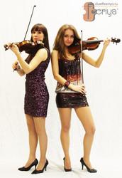 Скрипичный дуэт Феерия - яркое выступление на Вашем празднике