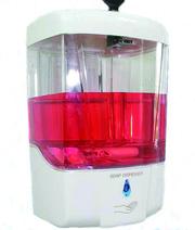 Сенсорная мыльница (диспенсер) для жидкого мыла.