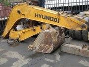 Стрела Hyundai Robex 1300 – 64EA-10000 – Boom Assy