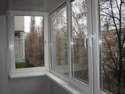 Пластиковые окна – изготовление,  продажа,  установка.