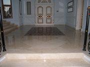 Алмазная полировка полов и стен (мрамор,  гранит,  терраццо,  линолеум)