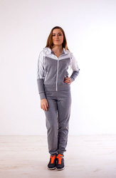 Зимний женский костюм утепленный,  спортивная одежда