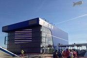 Павильон Фольксваген  из олимпиады в Сочи