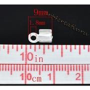 Зажим для шнурка (наконечник для шнурка 9*4 мм)