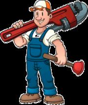 Ремонт отопительных систем,  водопровода и канализации