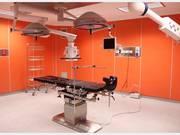 Стеновые панели для медицинских учреждений, больниц, поликлиник Practic