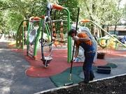 Ремонт и пост гарантийное обслуживание спортивных и детских площадок
