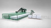 Оборудoвание для производства газобетона,  пенобетона НСИБ