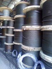 Канат(трос) стальной от производителя ГОСТ,  DIN