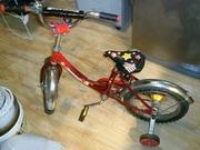 Велосипед детский. Ребенок вырос.