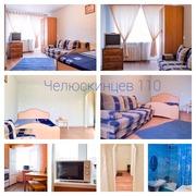 ПОСУТОЧНО 1-комнатная квартира ЖД ВОКЗАЛ в Екатеринбурге