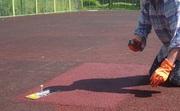 Ремонт и обслуживание спортивных и детских площадок,  стадионов