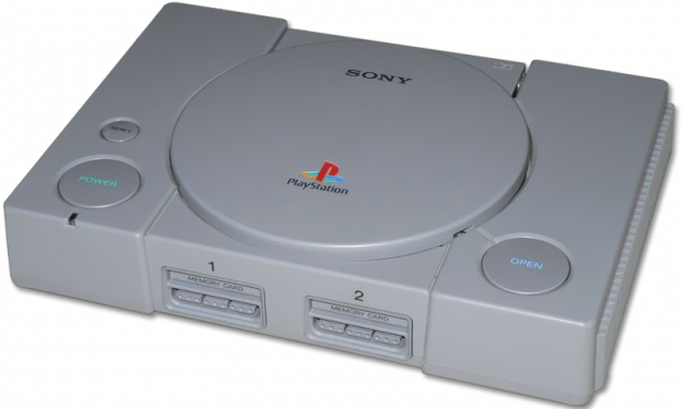 Продаю SONY Playstation 1 - Модель: SCPH-1002