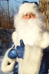 Деде Мороз и Снегурочка!