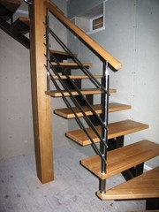 Лестницы под заказ любой сложности